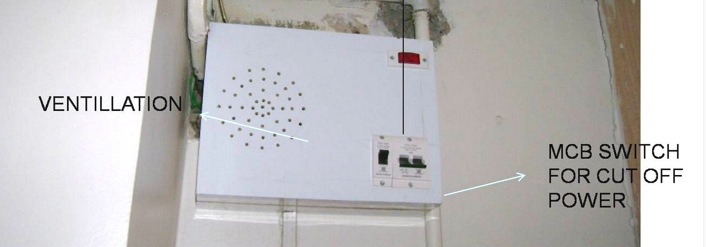 Wooden-Control-Box
